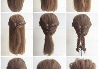 Best fashionable braid hairstyle for shoulder length hair long Easy Braid Ideas For Medium Length Hair Choices