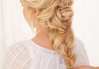 Best french braid twist tutorial braided hairstyles for wedding Braided Hairstyle For Wedding Tutorial Ideas