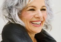 Best gray hair dont care salt and pepper gray hair grey hair Short Wavy Grey Hair Styles Choices