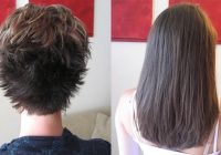 Best hair extensions short hair before and after hair Extension Styles For Short Hair Choices