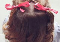 Best half up toddler hair style girl hair dos hair styles Cute Little Girl Hairstyles For Short Hair Ideas