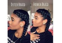 Best how to do a french braid on black hair black hair spot African Cute French Braid Hairstyles Choices