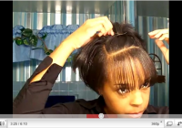 Best how to manage short relaxed hair Quick Hairstyles For Short Permed Hair Choices