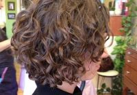Best loose curly bob hairstyle for short hair side view Short Bob Haircuts For Curly Hair Choices