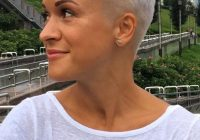 Best love this the most short grey hair very short hair super Styling Ideas For Very Short Hair Ideas