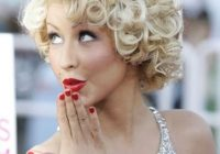 Best med hair styles how to curl short hair womens hairstyles Pin Up Styles For Short Hair Inspirations