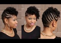 Best pin m c on hair and makeup short natural hair styles Cute Pin Up Hairstyles For Short Natural Hair Ideas