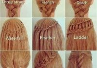 Best pin on hair braids Different Hair Braid Styles Choices