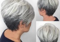 Best pin on hairstyles Gray Hair Styles Short Hairstyles Inspirations