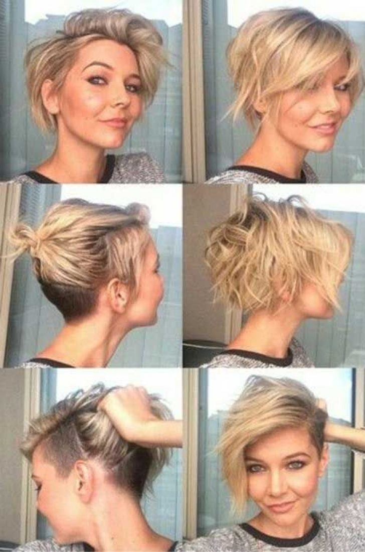 Permalink to Beautiful Different Styles For Short Hair Gallery