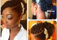 Best pin vanene nacelus on wedding styles in 2020 natural Wedding Hairstyles Natural African American Hair Designs