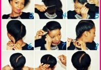 Best quick hairstyles for short natural african american hair Quick African American Hairstyles Designs