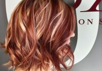 Best red highlights ideas for blonde brown and black hair Short Black Hair With Blonde And Red Highlights Choices