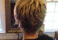Best short hair razored back view short layered haircuts Short Razored Haircuts Choices