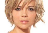 Best short haircuts for chub faces Short Haircuts For Fat Women Inspirations