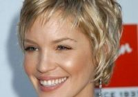 Best short hairstyles for thick wavy hair and long face fresh Short Haircut For Thick Hair And Long Face Inspirations