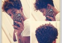 Best short naturally curly hairstyle for african american women Short Natural Curly African American Hairstyles Ideas