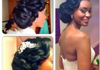 Best south african bridesmaids hairstyles African American Wedding Hair Styles