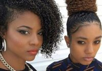 Best stunning prom hairstyles african american hair natural Homecoming Hairstyles For African American Hair