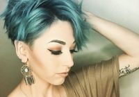 Best stylish hair color ideas for short hair pixie haircuts Messy Short Hair Styles Choices