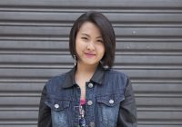 Best the best haircuts for 5 different face shapes Short Hair For Round Face Asian Choices