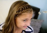 Best the knotted headband back to school hairstyles cute Hairstyles For Short Hair For School Dailymotion Ideas