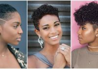 Best top 15 easy natural hairstyles for short hair Easy Hairstyles For Short Natural Black Hair Choices