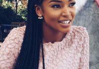 Best trending braids styles for black women on stylevore Braids Hairstyles For Black Woman Inspirations