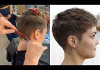 Best very short haircuts for women step step short hairstyles Very Short Haircut Ideas
