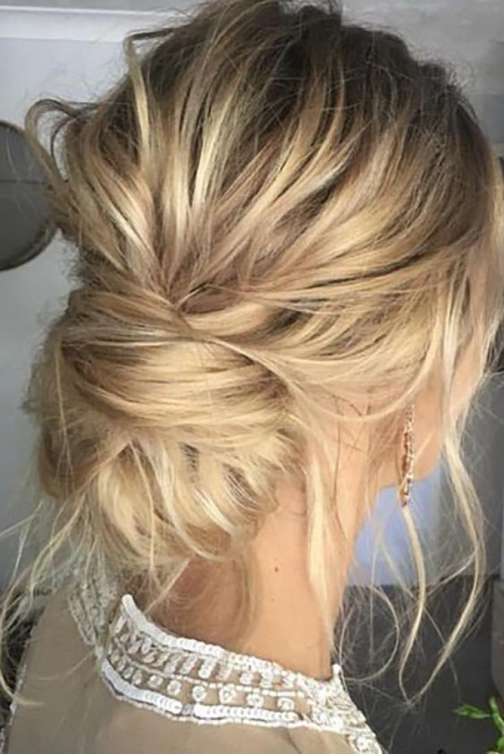 Permalink to 10 Perfect Short Hair Updos For Wedding Guest