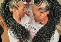 blackhairflair on instagram stylist to be contacted Mohawk Hair Braiding Styles Ideas
