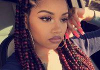 box braids tumblr hair styles box braids hairstyles Black Braids Hairstyles Tumblr Inspirations