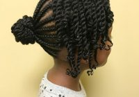 Cozy 10 cute back to school natural hairstyles for black kids Easy Hairstyles For African American Natural Hair Ideas