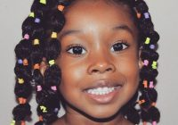 Cozy 10 cute back to school natural hairstyles for black kids Kid African American Hairstyles Ideas