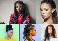 Cozy 15 cute hairstyles for black teenage girls Cute Hairstyles For Long African American Hair
