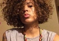 Cozy 20 short curly hairstyles for black women Hairstyles For Naturally Curly African American Hair Designs