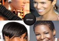 Cozy 34 african american short hairstyles for black women Short Hair Styles For African American Women