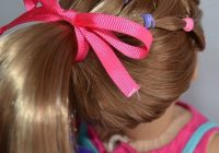 Cozy 40 cute beautiful american girl doll hairstyles 2020 guide Cute And Easy Hairstyles For Your American Girl Doll