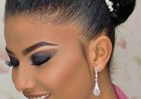 Cozy 42 black women wedding hairstyles that full of style African American Short Wedding Hairstyles Ideas