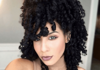 Cozy 50 absolutely gorgeous natural hairstyles for afro hair Hairstyles For African American Naturally Curly Hair Ideas
