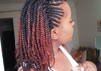 Cozy 50 catchy and practical flat twist hairstyles hair motive Twist Hairstyles For African American Hair