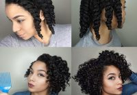 Cozy 50 catchy and practical flat twist hairstyles hair motive Twist Hairstyles For African American Hair Ideas