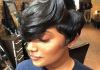 Cozy 7 best short weave hairstyles in 2019 African American Short Weave Hairstyles Ideas