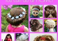 Cozy american girl doll hairstyles round up life is sweeter Hairdos For Your American Girl Doll Designs