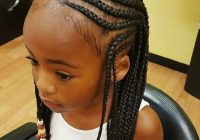 Cozy braids for kids black girls braided hairstyle ideas in African American Little Girl Braid Styles