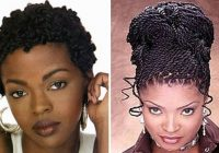 Cozy celebrities who make african american twist hairstyles look good Twist Hairstyles For African American