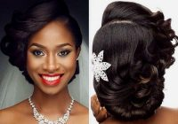 Cozy pin on bridesmaid African American Girl Hairstyles For Weddings Ideas