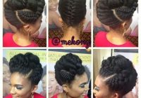 Cozy pin on natural hair Different Hairstyles For African American Hair Ideas
