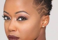 Cozy short natural haircuts for black females Natural African American Short Hairstyles Ideas