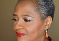 Cozy short natural haircuts for black females over 50 20 African American Natural Short Haircuts Designs